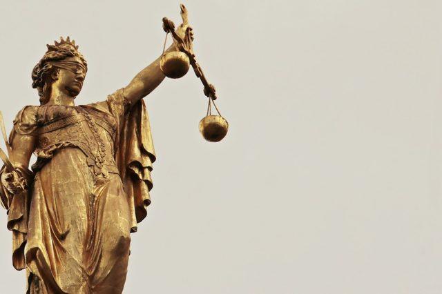 Органи  правосуддя в Україні (курсовая)