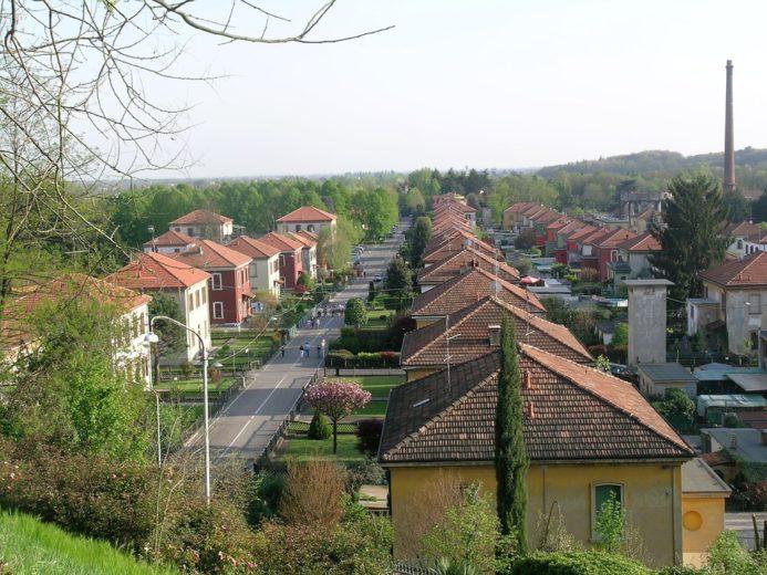 Розпланування населених пунктів