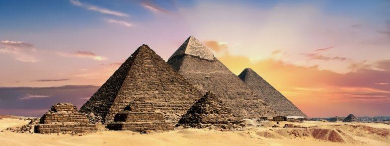 Життя Давньоєгипетського суспільства