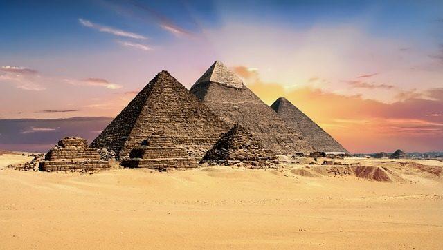 Єгипет раннього царства (реферат)