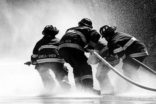 Методи і засоби пожежогасіння (реферат)
