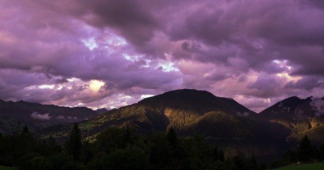 Гірські зони України: загальна характеристика (реферат)