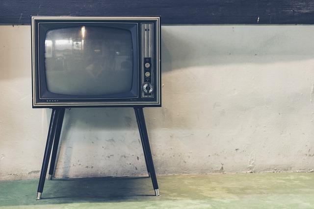 Історія телебачення