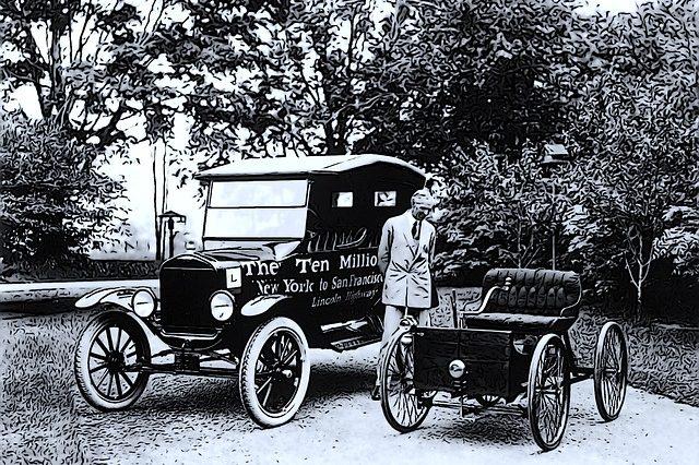 Генрі Форд (1863- 1947 р.) як видатний менеджер (реферат)
